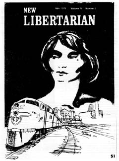 New Libertarian #2 Cover