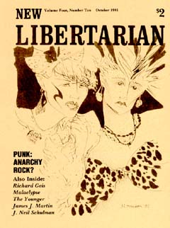 New Libertarian #10 Cover