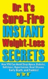 Weight-Loss Secrets cover