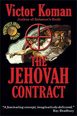 The Jehovah Contract cover