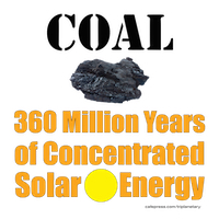 Coal is Concentrated Solar